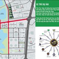 Cần bán căn hộ 2 phòng ngủ 74.5m2 chuẩn bị bàn giao - tòa thương mại HH chung cư 43 Phạm Văn Đồng