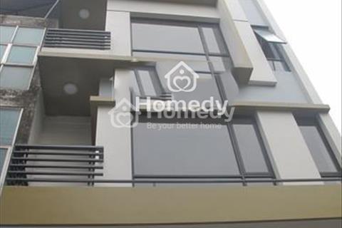 Tòa nhà cho thuê mặt tiền đẹp số 120 đường Trần Quang Diệu, quận 3