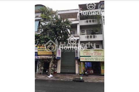 Nhà cho thuê nhà 2 mặt tiền 780 Nguyễn Đình Chiểu, phường 1, quận 3