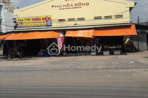 Bán đất gần chợ Phú Hòa Đông - Củ Chi chỉ từ 599 triệu/nền, sổ riêng từng lô, bao sang tên