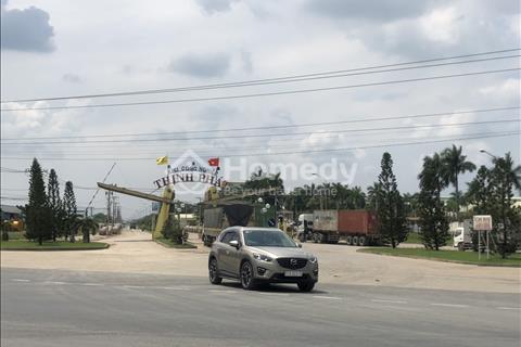Đất nền khu đô thị tại Long An liền kề quận Bình Tân 700 triệu/nền cực hot