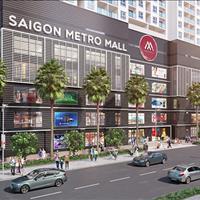 Mặt bằng kinh doanh mô hình Saigon Square tại Quận 7, liền kề Phú Mỹ Hưng