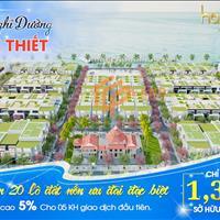 Mở bán 20 lô suất ngoại giao siêu phẩm đất mặt tiền biển Hamu Bay Phan Thiết