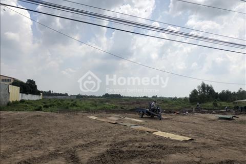 Cập nhật tiến độ dự án đất nền Bến Lức - Long An: Đang làm hạ tầng để phân lô
