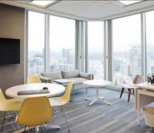 Thiết kế - Thi công nội thất văn phòng Mogo