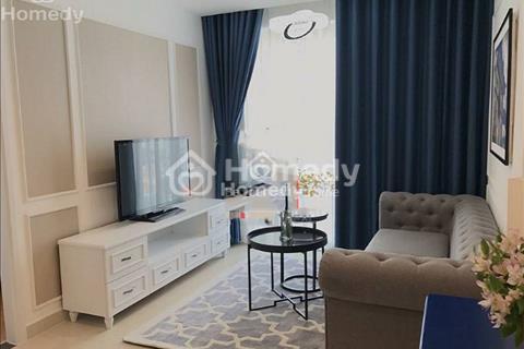Cho thuê căn hộ Sky Center tiện nghi đẹp, mới, 2 phòng ngủ, 74m2, tầng 11, Phổ Quang, Tân Bình