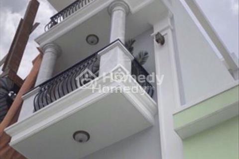 Bán nhà 2 mặt tiền hẻm xe hơi 803 Huỳnh Tấn Phát, Quận 7, 4x16m, 3 lầu, sân thượng, giá 5,6 tỷ