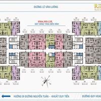 Bán nhanh, cắt lỗ chung cư Golden West căn 18C8 diện tích 96m2 giá 26.5 triệu/m2