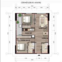 Bán cắt lỗ 1 căn duy nhất do chủ nhà quá cần tiền tại chung cư 43 Phạm Văn Đồng