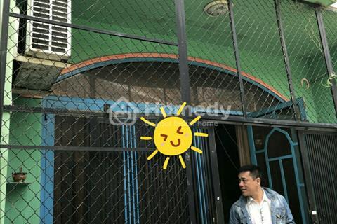 Nhà giá rẻ hẻm đường Thống Nhất, quận Gò Vấp, 4.5mx 14m chỉ 2.6 tỷ, sổ hồng chính chủ