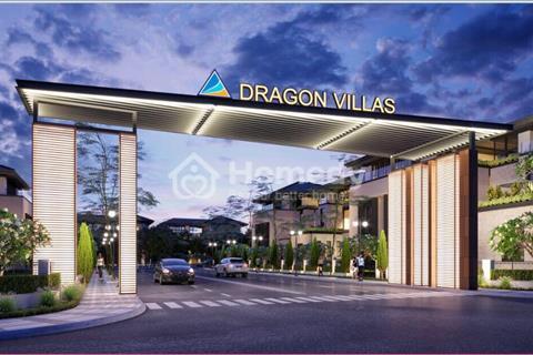 Villas 2 mặt tiền Dragon Smart City chiết khấu đến 9%, view kênh Sinh Thái cách biển chỉ 800m