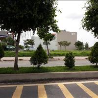 Bán gấp lô đất mặt tiền đường số 1 Khu đô thị Hưng Gia Garden City, gần vòng xoay, 8 triệu/m2