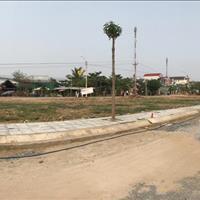 Bán 500m2 đất gần chợ Long Thượng, sổ hồng riêng, điện âm