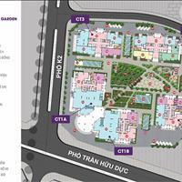Căn hộ sức khỏe từ 31 triệu/m2 tại Iris Garden - Mỹ Đình