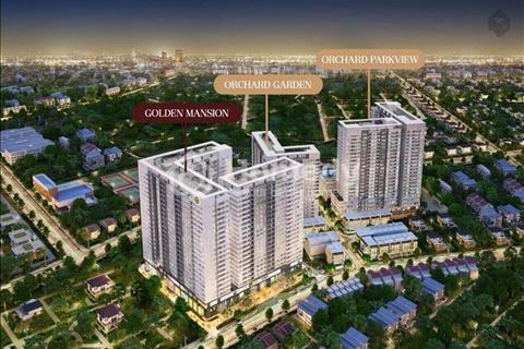 Cần bán gấp Novaland Golden Mansion 3 phòng ngủ căn góc 99.5m2 giá 4.1 tỷ, giao hoàn thiện cơ bản