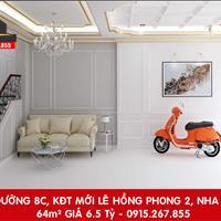 Bán nhà đường số 08, khu đô thị mới Lê Hồng Phong, Venesia II, Phước Hải, Nha Trang