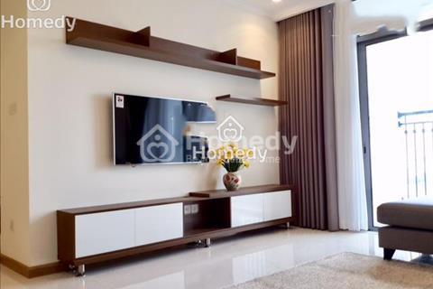 Thuê căn hộ 4 phòng ngủ Vinhomes Central Park 187m2, giá 40 triệu/tháng