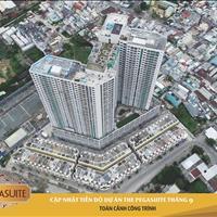 Căn hộ quận 8 nhận nhà ngay tháng 12, dự án The PegaSuite nằm ngay mặt tiền đường Tạ Quang Bửu