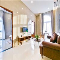 Cho thuê căn hộ tiện ích, mới xây 100%, full nội thất, khu vực sầm uất, dịch vụ vệ sinh 2 lần/tuần