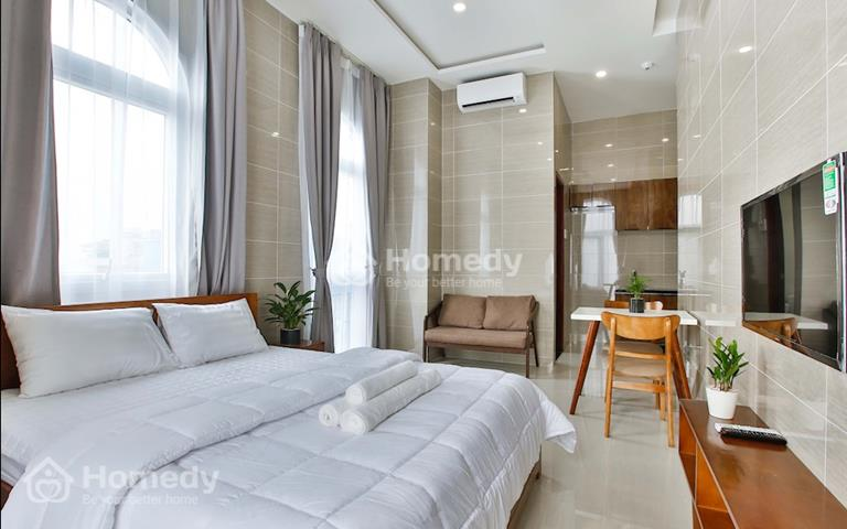 Service apartment TrustHome - 98 Phung Van Cung, Phu Nhuan district