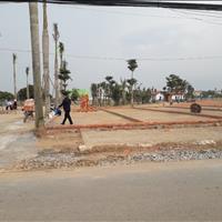 Đất mặt tiền cách quốc lộ 22 chỉ 300m ngay chợ Việt Kiều, chỉ 10 triệu/m2, sổ hồng riêng, xây tự do