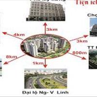 Chính chủ cần bán gấp căn hộ Chánh Hưng Giai Việt mặt tiền Tạ Quang Bửu, 3 phòng ngủ, 3,3 tỷ