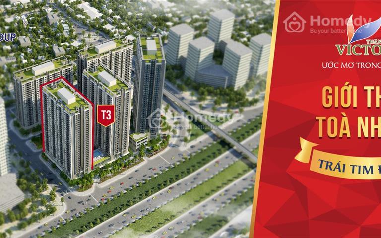 Bán căn hộ chung cư Thăng Long Capital tầng 18, 61m2, 2PN, 2wc giá 1 tỷ 70 triệu, nội thất xem ngay