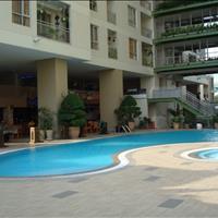 Cho thuê căn hộ Botanic Towers 2 phòng ngủ, nội thất cơ bản (rèm, máy lạnh, kệ bếp), 15 triệu/tháng