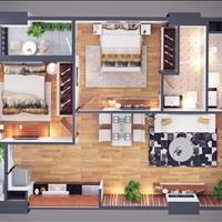 Bán căn hộ 69m2 tại Athena Xuân Phương giá chỉ 18,5 triệu/m2