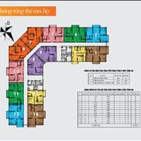 Bán căn hộ 107m2, tại dự án B32 Đại Mỗ, vào tên ngay giá 15,5 triệu/m2