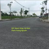 Mở bán những lô đất đẹp nhất dự án khu dân cư Mạnh Hùng, Lý Nhân, Hà Nam, diện tích 100m2