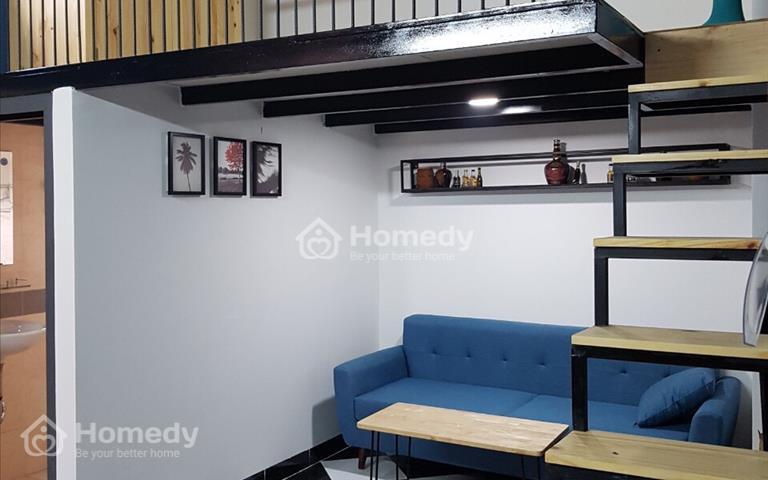 Cho thuê căn hộ mini ngay trung tâm quận Thủ Đức , full nội thất giá chỉ từ 4,5 - 5,5 triệu/tháng