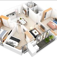 Bán căn hộ 3 phòng ngủ giá chỉ từ 1,6 tỷ, dự án Samsora Premier, Hà Đông
