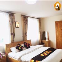 Cho thuê căn hộ dịch vụ tại tòa nhà DMC 535 Kim Mã, 120m2, 2 phòng ngủ