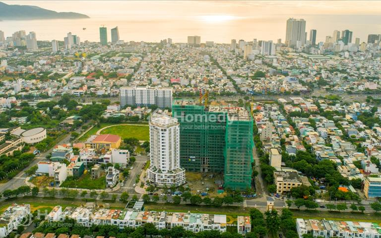 Siêu phẩm Shophouse tiêu chuẩn Singapore - The Monarchy Đà Nẵng view trực diện sông Hàn