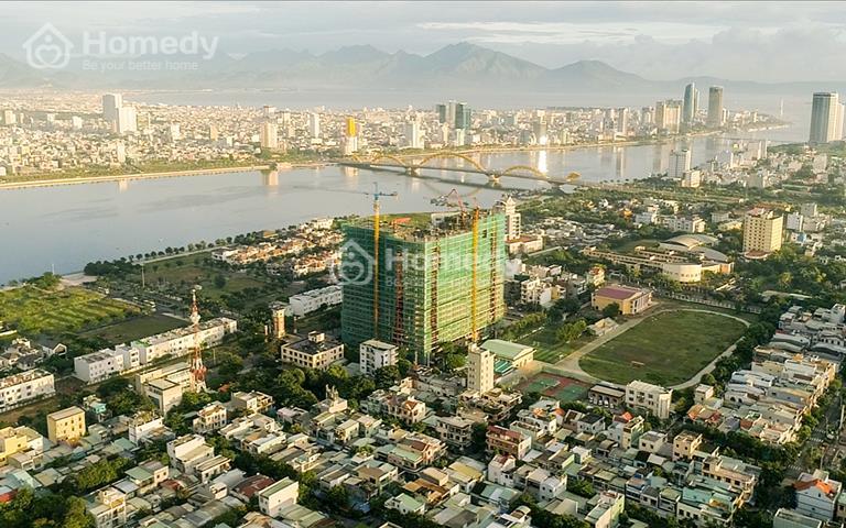 Chào bán căn góc view trực diện sông Hàn, ngắm nhìn toàn thành phố Đà Nẵng