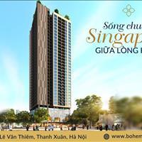 Bán căn hộ cao cấp trung tâm Thanh Xuân giá 2,4 tỷ - Không gian sáng tạo, đẳng cấp Singapore