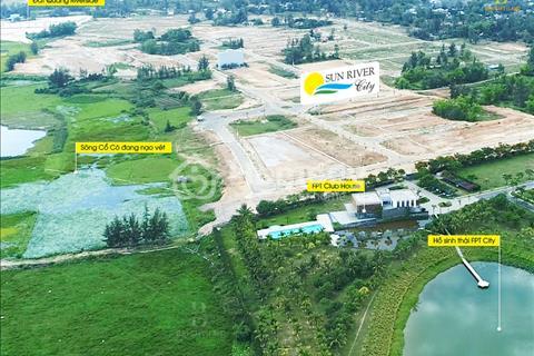 Cần bán 3 suất ngoại giao KĐT Số 4 view sông liền FPT và Đất Quảng Riverside
