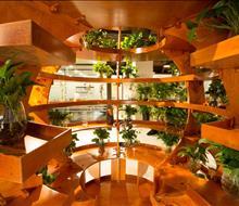 The Vuon – Luxury Office Garden