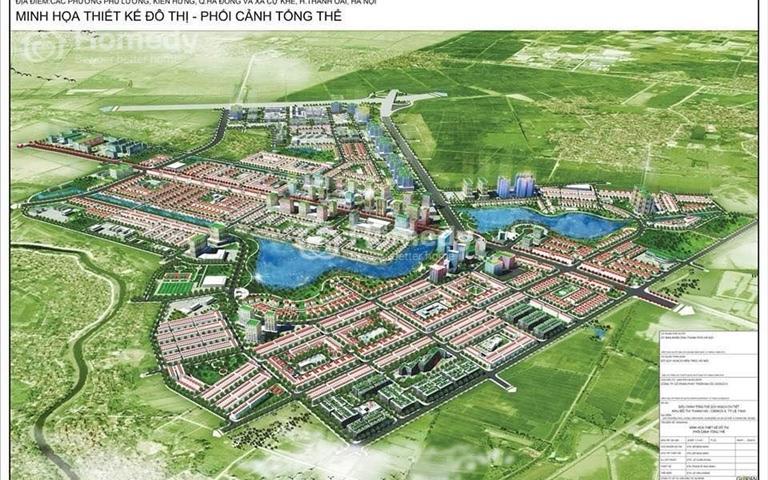 Cho thuê đất tại khu đô thị Thanh Hà Cienco 5