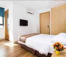 Thiết kế phòng khách sạn hiện đại