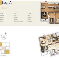 Căn hộ 3 phòng ngủ Nhân Chính cạnh Hapulico giá 25.6 triệu/m2 sắp nhận nhà