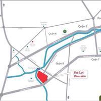 Đất nền khu dân cư Phú Lợi mặt tiền Nguyễn Văn Linh, Quận 8, Hồ Chí Minh từ 30 triệu/m2