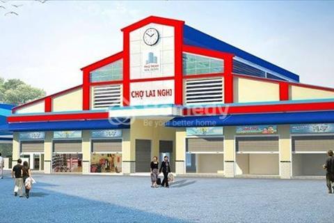 Bán nhanh lô đất chợ thương mại Cầu Hưng - Lai Nghi