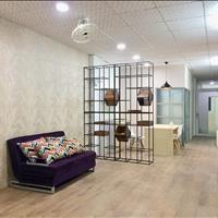 Cho thuê văn phòng giá rẻ quận 7, mặt tiền Nguyễn Thị Thập, 55 - 80m2, có 2 kho chứa đồ, bàn ghế