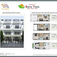 Bán nhà phố liền kề biệt thự Tân An, phường 4 giá 707 triệu