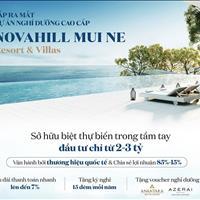 Biệt thự nghỉ dưỡng view biển Mũi Né, chỉ từ 2 tỷ/căn, chia sẻ lợi nhuận 85-15%