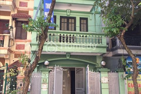 Cho thuê biệt thự liền kề Định Công - đường ô tô - sát bệnh viện Bưu Điện