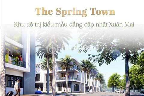 Hé lộ siêu phẩm tháng 11, đất nền khu Tây Hà Nội giá từ 10 triệu/m2, cơ hội đầu tư sinh lời ngay