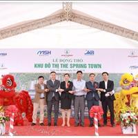 Đất nền khu Tây Hà Nội - The Spring Xuân Mai - giá từ 10 triệu/m2, cơ hội đầu tư sinh lời ngay